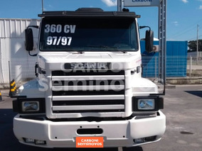 Scania T113 H 360 4x2, Carregado De Potência!