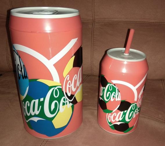 Palomera Y Vaso Coca Cola
