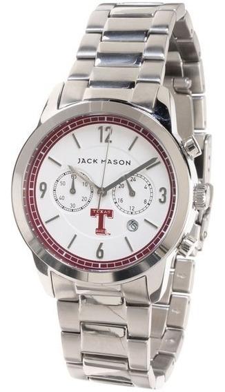 Reloj Jack Mason Brand Stainless