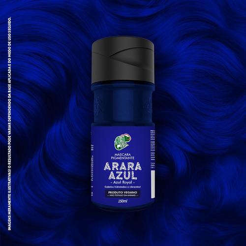 Tinta Arara Azul Azul Royal 150ml Kamaleão K14546