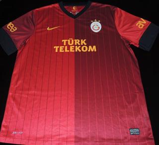 Camisa Galatasaray 3rd 2013 Tam. Gg Original
