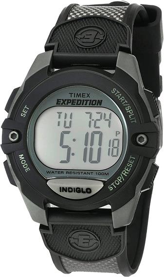 Reloj Hombre Timex Expedition T40941 Digital Con Brujula
