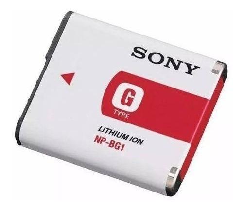 Bateria Sony G Np-bg1 Para Câmeras Digitais Sony