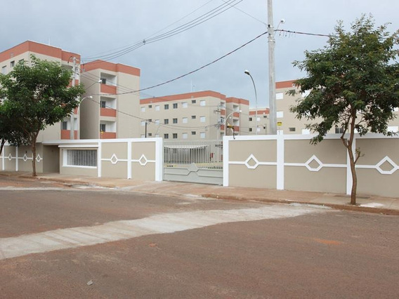 Apartamento Em Vila Aeronáutica, Araçatuba/sp De 70m² 2 Quartos À Venda Por R$ 130.000,00 - Ap81969