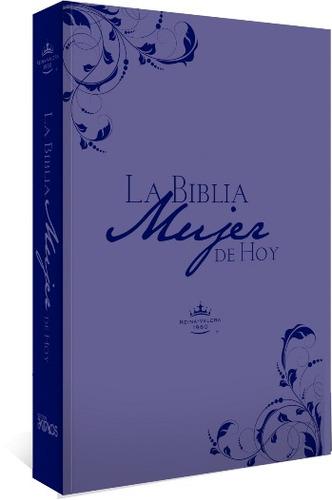 Biblia De Estudio Mujer De Hoy Color Lila