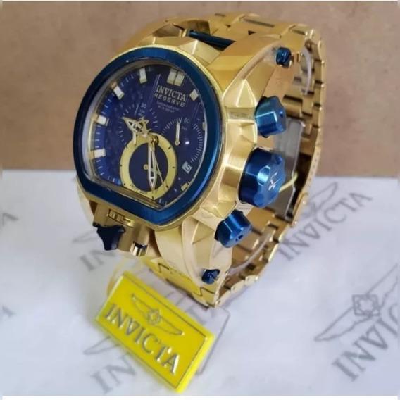 Relógio Invicta Zeus Bolt Magnum Original