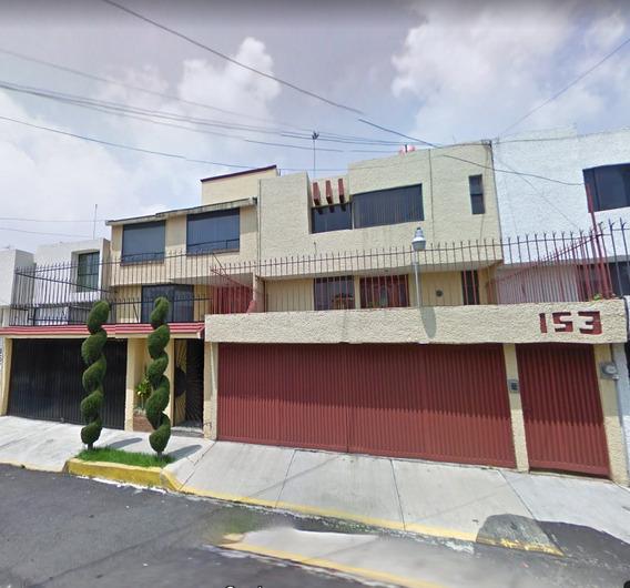 Linda Casa Pregoneros 153,colina Del Sur,alvaro Obregon
