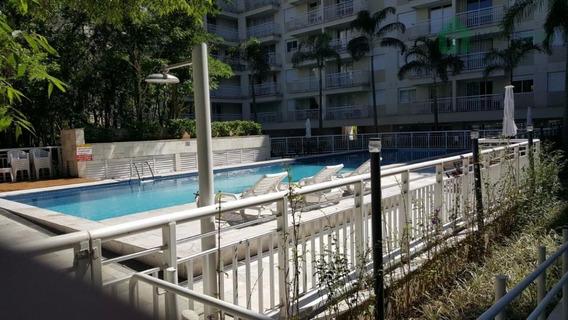 Apartamento Residencial À Venda, Panamby, São Paulo. - Ap0190