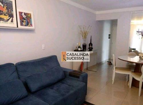 Imagem 1 de 11 de Apartamento Com 2 Dormitórios À Venda, 68 M² Por R$ 550.000,00 - Vila Matilde - São Paulo/sp - Ap5399