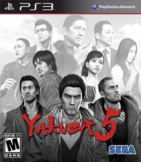 Yakuza 5 ~ Ps3 Digital