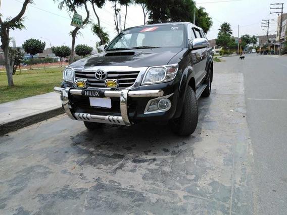 Toyota Hilux 2013 Srv Con 33000km Conservado