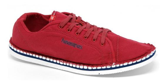 Tênis Havaianas Sneaker Layers Vermelho Original