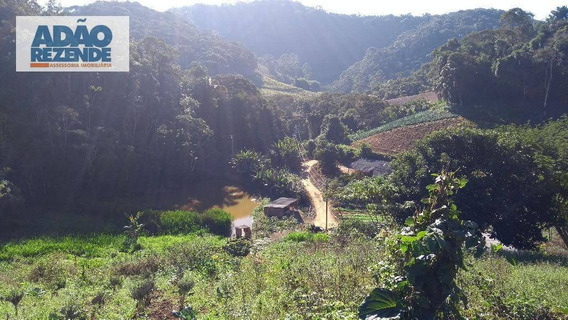 Sítio Rural À Venda, Serra Do Capim, Teresópolis - Si0011. - Si0011