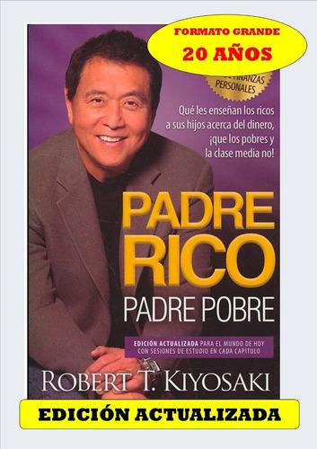 Padre Rico Padre Pobre ( Libro Nuevo Y Original)