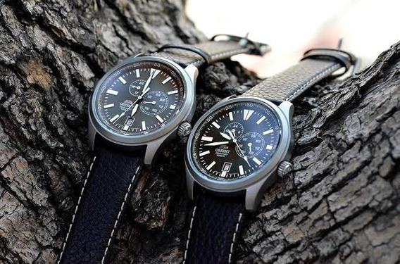 Reloj Orient Defender Automático