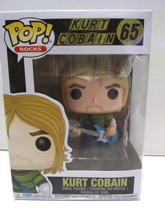 Funko Pop! Kurt Cobain # 65