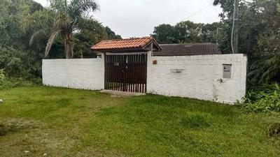 Casa No Recanto Dos Bandeirantes, Em Itanhaém - 4637/p