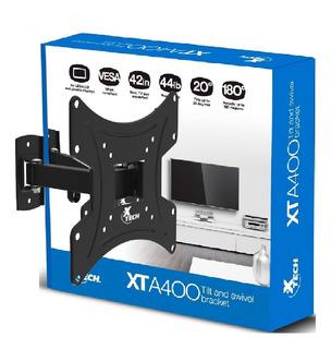 Soporte De Pared Xtech Xta-400 Para Tv De 23 A 42 PuLG