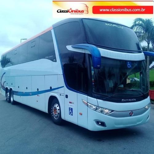 Imagem 1 de 9 de Marcopolo Ld Gvii 1600 K 400 2014  Para Turismo.