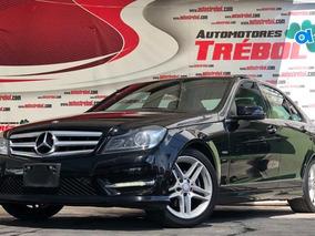 Mercedes Benz Clase C 1.8 250 Cgi Sport 2012