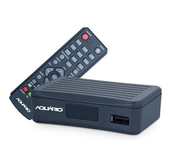 Conversor Digital Dtv4000s Aquário Função Gravador Hdmi