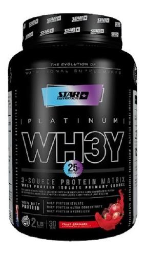 Proteina Whey 3 Star Nutrition Zona Sur