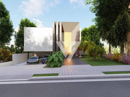 Sobrado Com 4 Dormitórios À Venda, Alphaville Nova Esplanada Iv - Votorantim/sp - So1283
