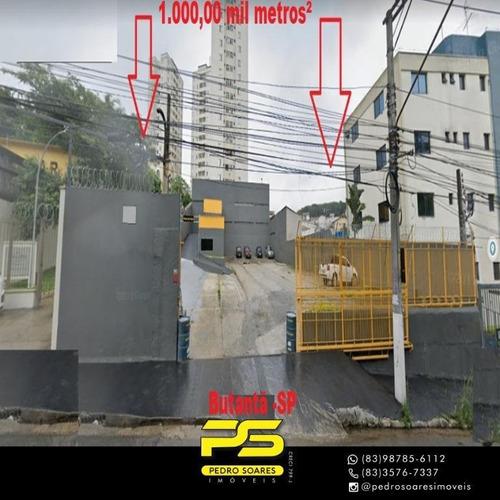Imagem 1 de 1 de Terreno À Venda, 1000 M² Por R$ 4.300.000 - Jardim Fonte Do Morumbi - São Paulo/sp - Te0219