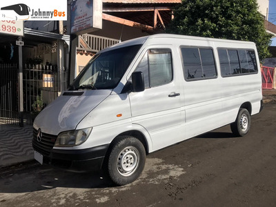 Mercedes Benz Sprinter Van 311cdi - Ano 2002 - Johnnybus