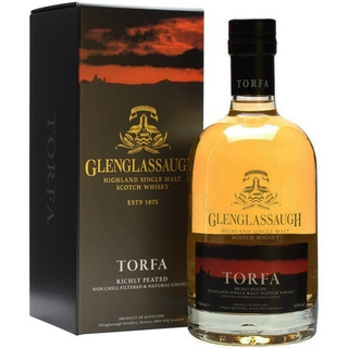 Whisky Glenglassaugh Torfa Single Malt C/estuche Escoces