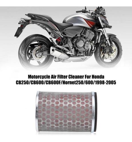 Imagen 1 de 9 de Filtro De Aire Para Honda Cb250 Cb600 F Hornet