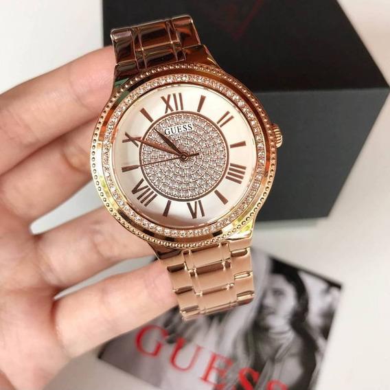 Reloj De Mujer Guess U0637l3 100% Original. Elegante