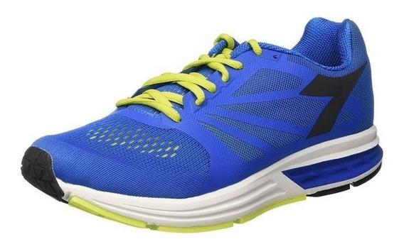 Zapatillas Hombre Running Diadora Kuruka. Amsport Tenis Shop