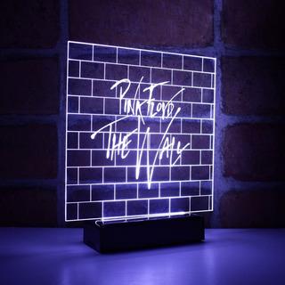 Pink Floyd The Wall - Luminaria Led Decorativa Banda