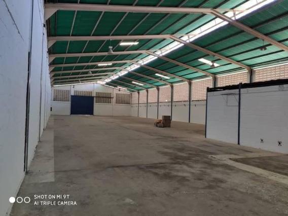 Galpon En Alquiler Zona Industrial 20-735 Mz