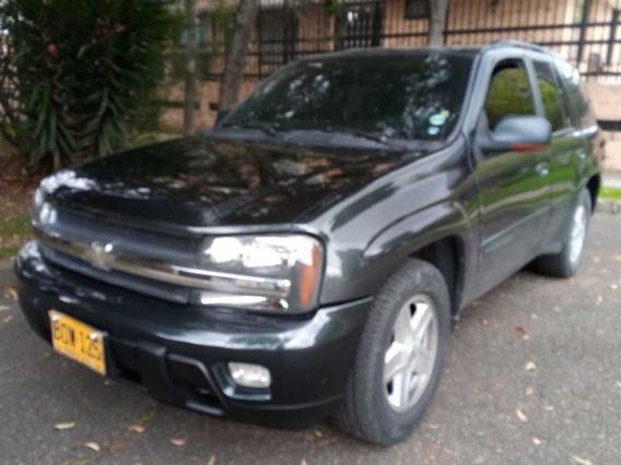 Chevrolet Trail Blazer Blindaje 3 4x4 Aut Cuero Full Equipo