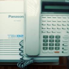 Central Panasonic Kxtes 824 Contestadora Automatica