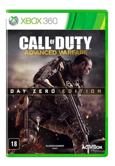 Cod: Advanced Warfare - Xbox 360 - Mídia Digital