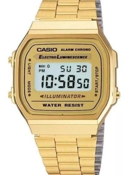 Reloj Casio Dorado Vintage