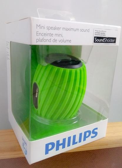 Caixa De Som Philips