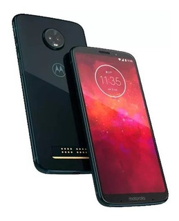Motorola Moto Z3 Play Xt1929 Novo 64gb 4gb Ram Nacional Dual