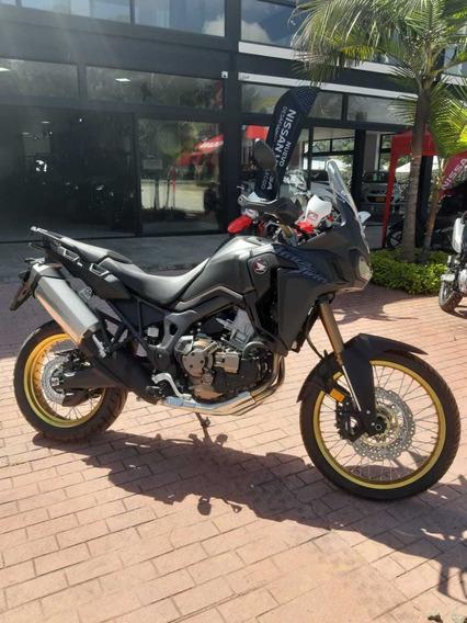 Honda Africa Twin 1000 Negro Mate