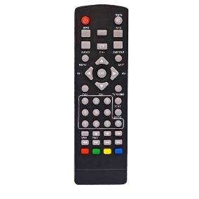 Controle Remoto Tv Digital Set Top Box Novo Original