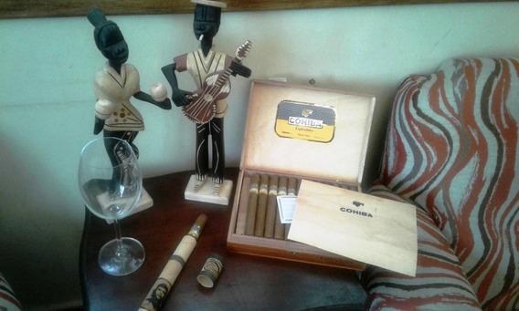 Habanos Cubanos Importados Cohiba Esplendidos Estuche
