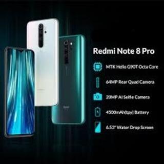 Xiaomi Redmi Note 8 Pro Dual Sim 64 Gb Preto6 Gb Ram