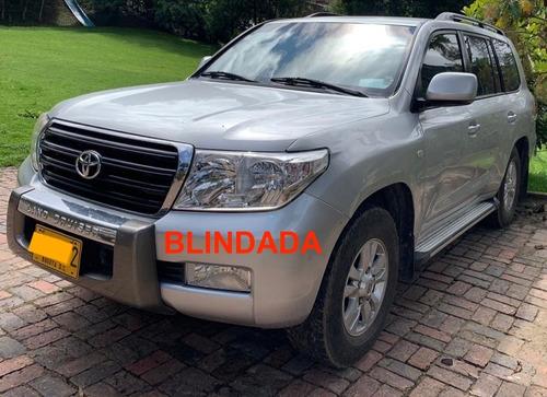 Toyota  Lc200 2010 Diésel Blindada Nivel Iii De Neosecurity