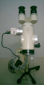 Vídeo-colposcópio Binocular