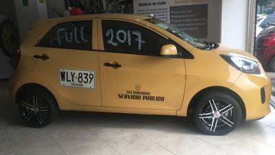 Se Vende Kia 2017 Picanto De Tax Individual Envigado