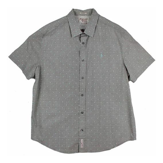 Camisa Penguin Classic Fit Para Hombre Talla Xl