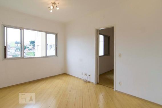 Apartamento No 1º Andar Com 1 Dormitório E 1 Garagem - Id: 892986337 - 286337